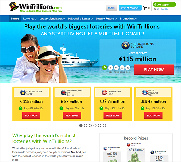 Wintrillions Reviews